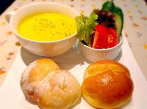 スープ・セット   ¥600