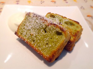 ☆小松菜のパウンドケーキ☆